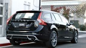 K-PAX Racing VOLVO V60 GT6 - Rear View