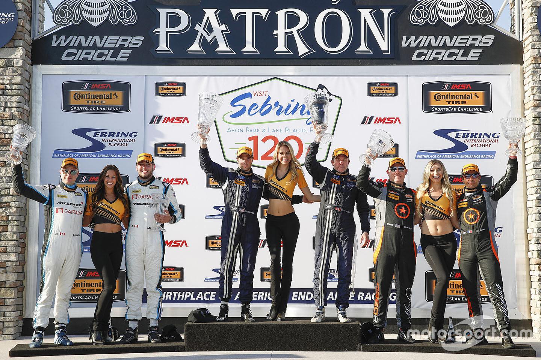   Victory at Sebring!