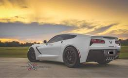 Cody's C7 Corvette on Forgeline GZ3 Wheels