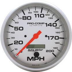 Auto Meter Pro-Comp Electric Speedometer