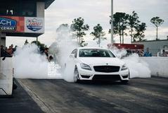 '14 Mercedes-Benz CLS63 on ADV.1's