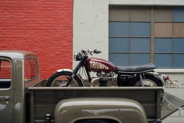 1969 Triumph T120 BONNEVILLE BONNEVILLE |  Custom 1969 Triumph Bonneville T120R