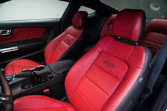 2015 Motoroso Ford Mustang Seat Detail