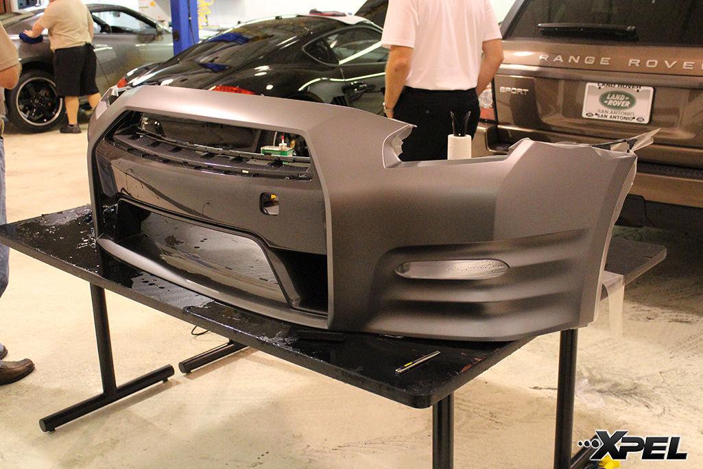 Nissan GT-R | BlackJack XPEL STEALTH GT-R