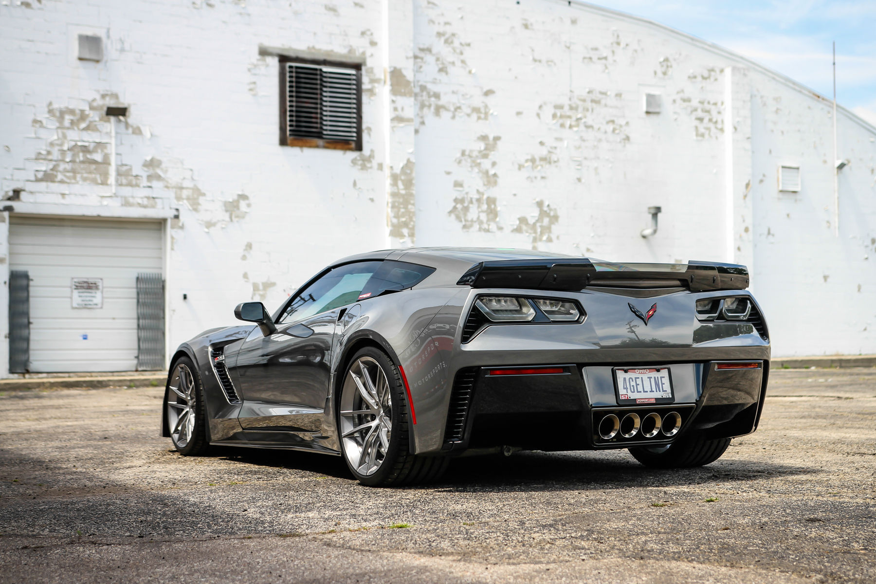 2015 Chevrolet Corvette Z06 | Forgeline C7 Corvette Z06 on AR1 Wheels