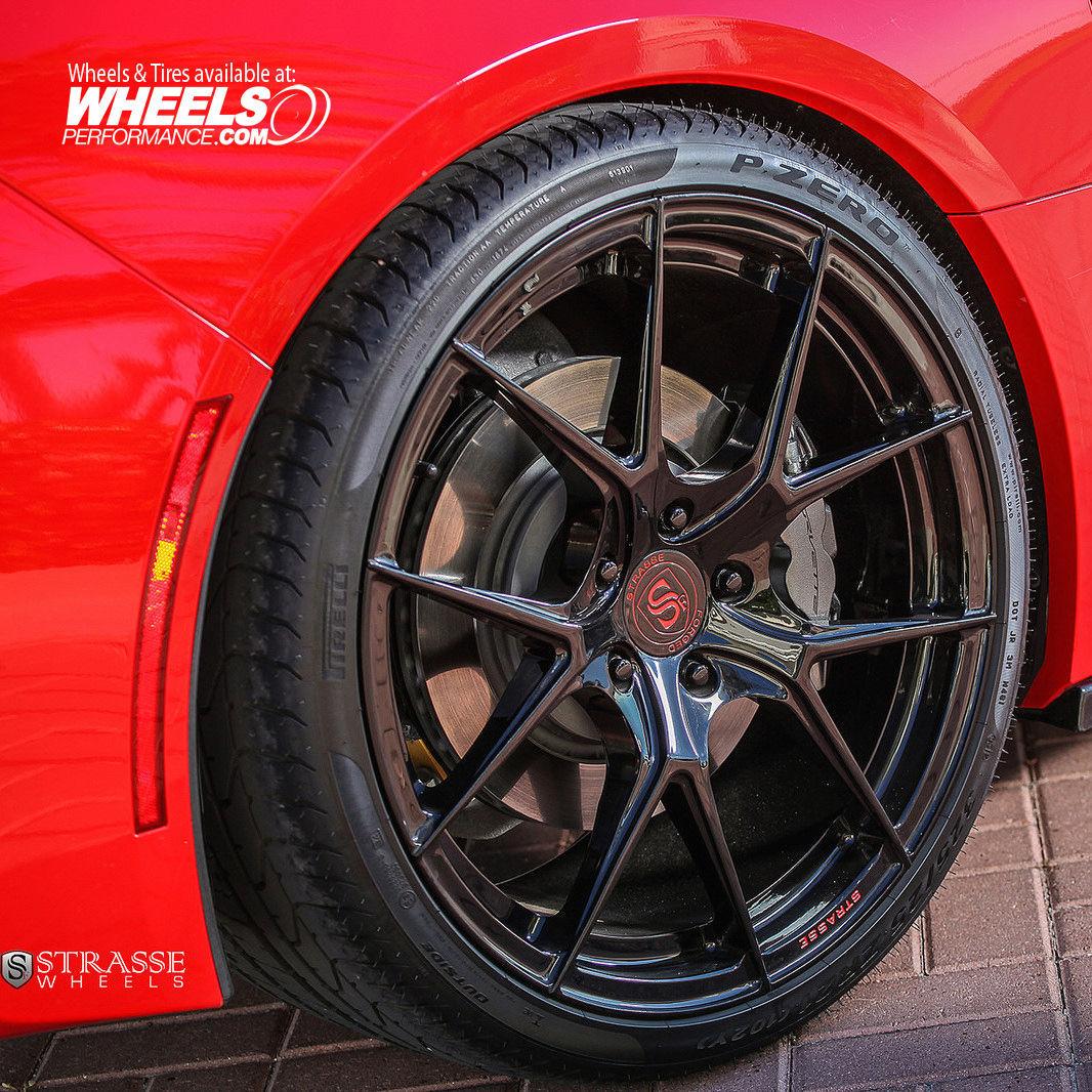 | Strasse Wheels Corvette C7 Stingray SM5-R