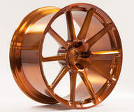 Forgeline RB1 Extra Deep Cap in Transparent Copper