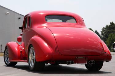 1938 Chevrolet Classic | 1938 Chevrolet Special Custom - Rear 1