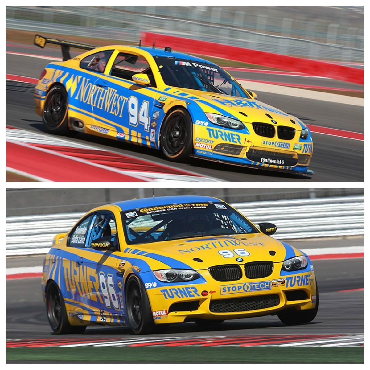 2011 BMW M3 | Turner Motorsport Dominates First Ever Grand-Am Race at Circuit of the Americas on Forgeline GA3R Wheels