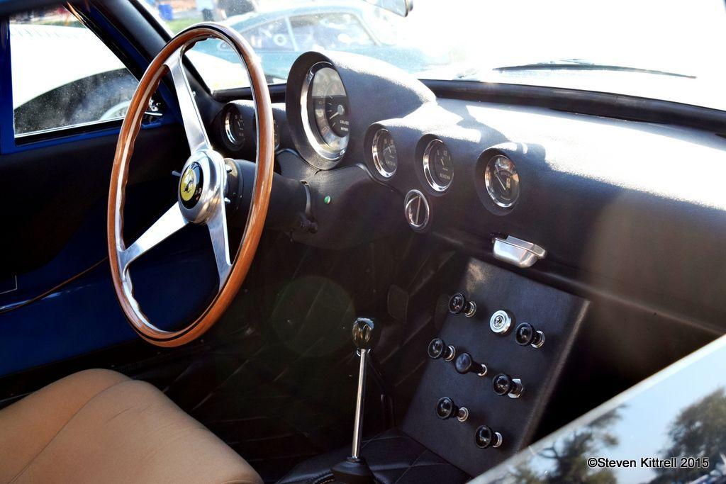 Ferrari 250 Gt Swb Prototype Speciale Sperimentale Interior