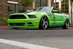 '13 Ford Mustang Convertible