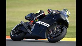 2014 MotoGP Testing - Valencia - Crutchlow