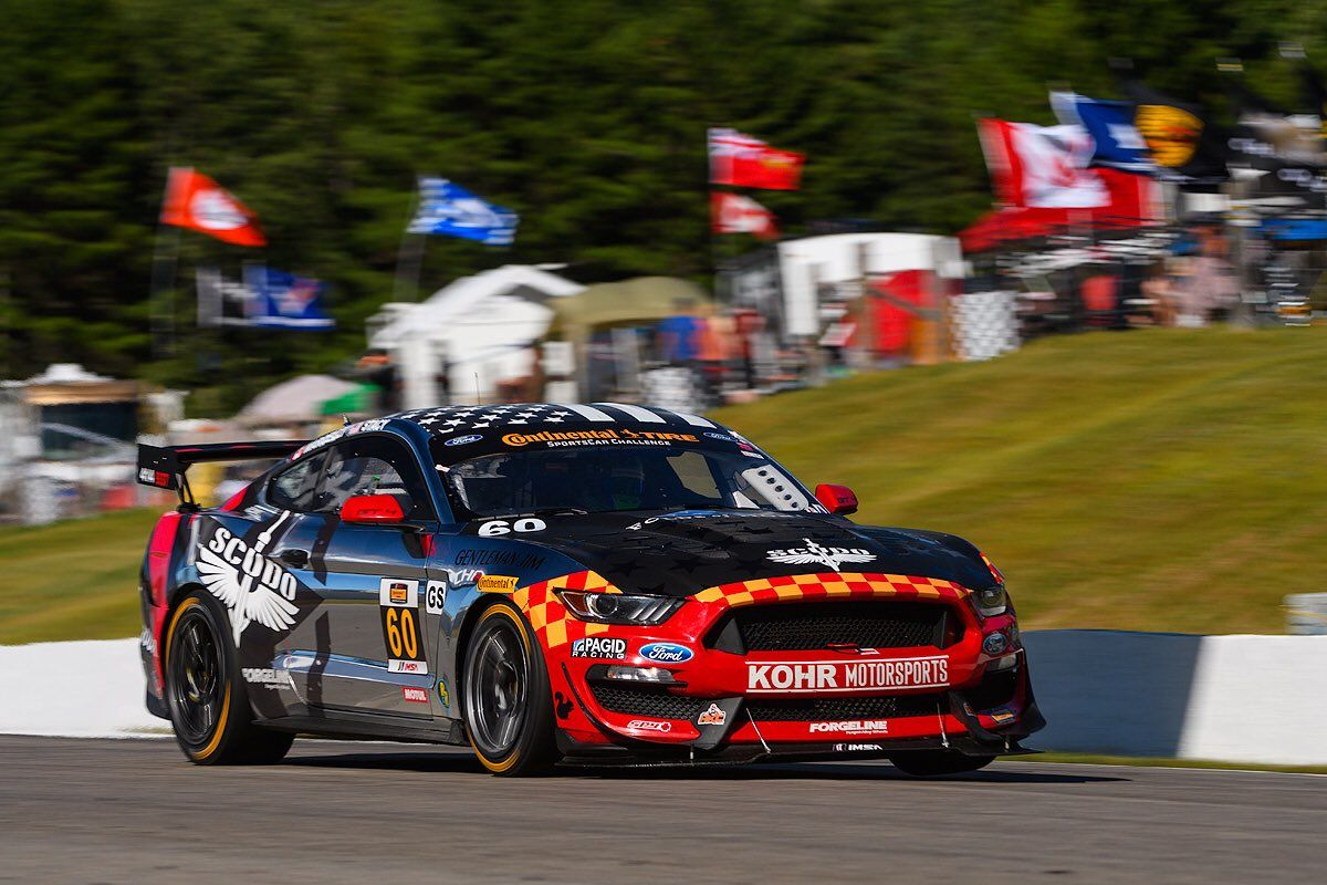 2018 Ford Mustang | KohR Motorsports Earns Third 2018 Win at Canadian Tire Motorsports Park 120
