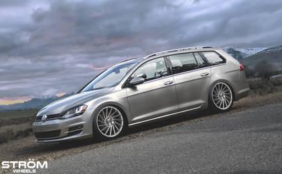 Strom DS15 - Volkswagen Golf Sport Wagon
