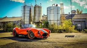 Backdraft Racing RT3GT Roadster on Center Locking Forgeline DE3P Wheels