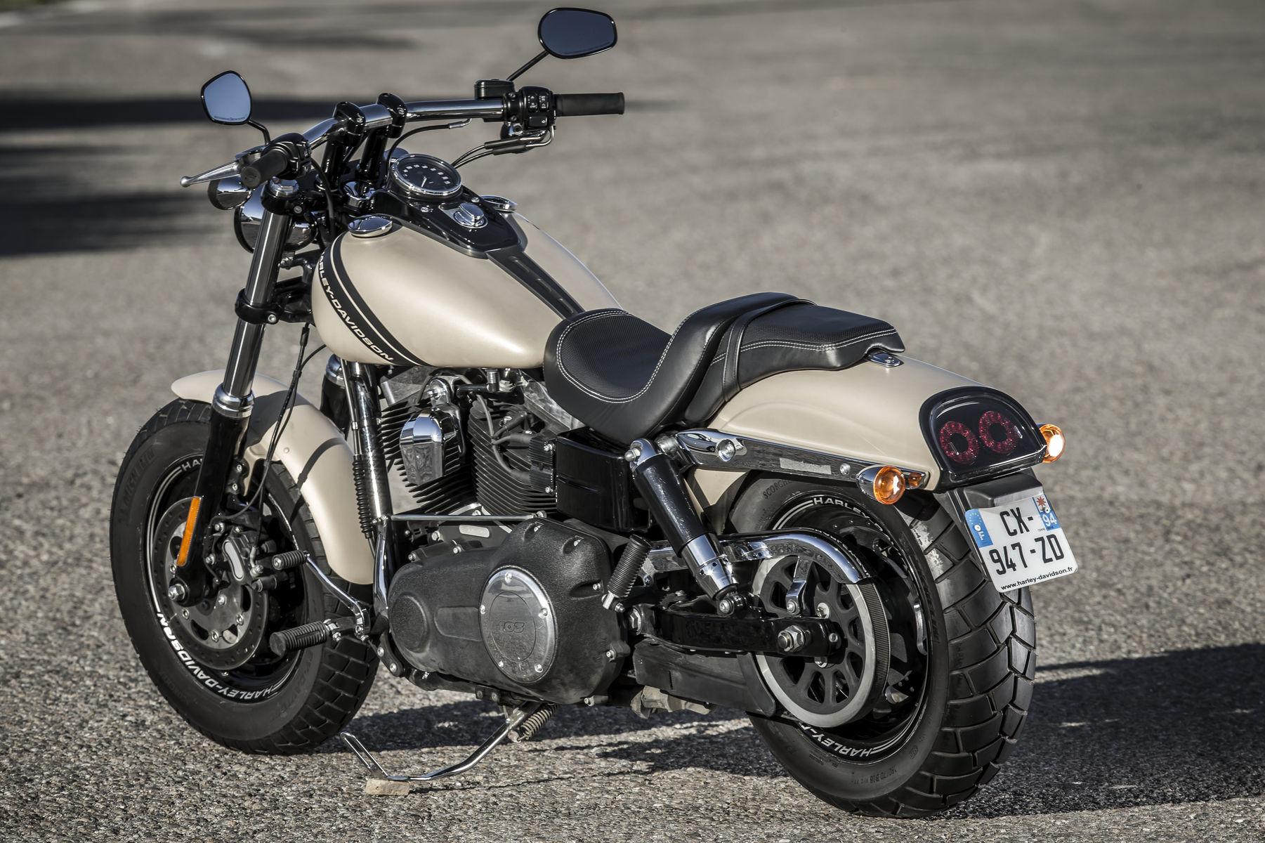 Harley-Davidson FXEF FAT BOB   Harley-Davidson Fat Bob