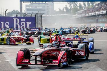 Formula E 2015/2016 - Mexico City ePrix