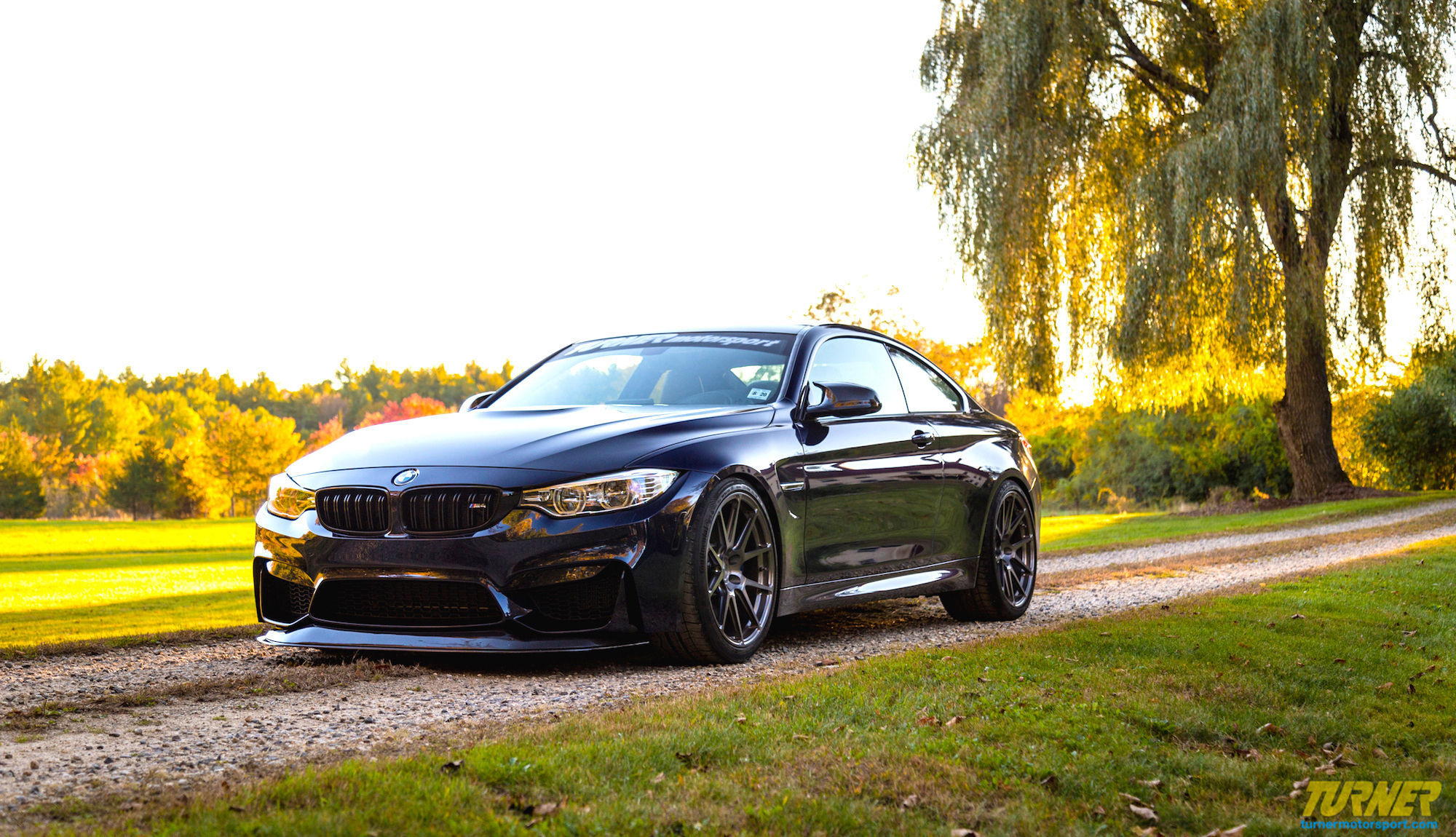 2016 BMW M4   Turner Motorsport F82 BMW M4 on Forgeline GA1R Wheels