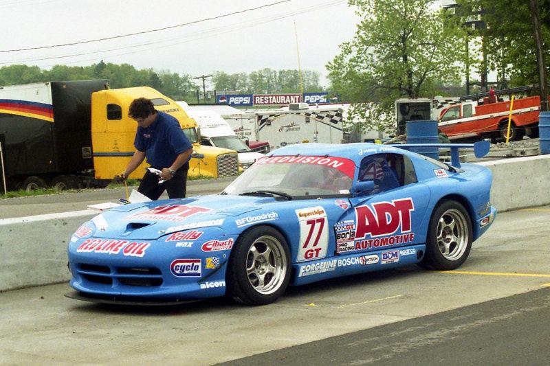 2000 Dodge Viper | World Challenge Dodge Viper on Forgeline RS Wheels (circa 2000)