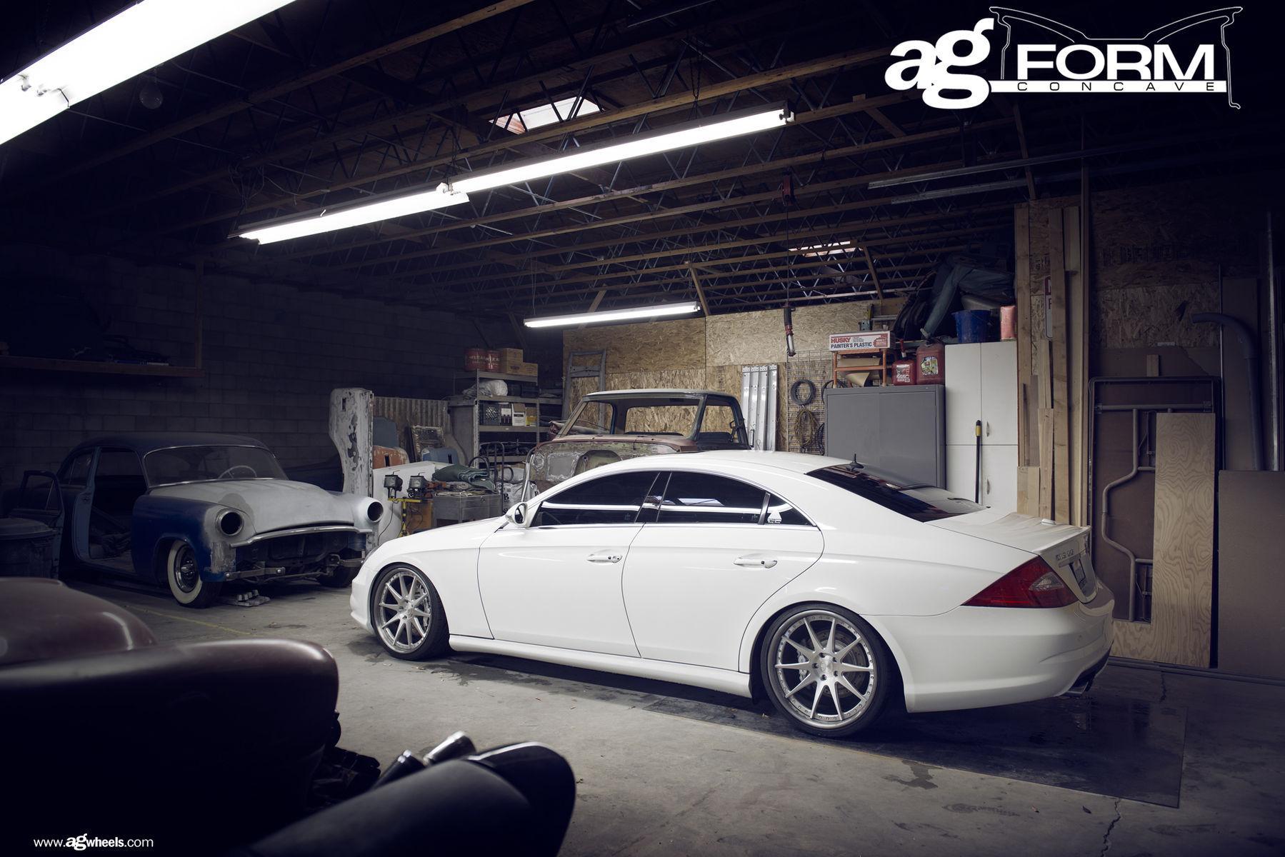 Mercedes-Benz CLS-Class | Mercedes-Benz CLS55 AMG