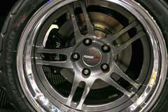 Kevin Tetz's ZedSled Z28 Camaro on Forgeline DS3 Wheels