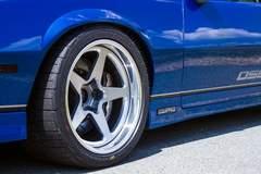 Detroit Speed's DSE-Z 1987 Chevrolet Camaro on Forgeline FF3C Open Lug Wheels