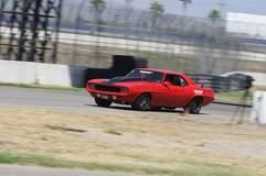 "Roger Maniscalco's ""RedZed"" SpeedTech Performance '69 Camaro on Forgeline GZ3 Wheels"
