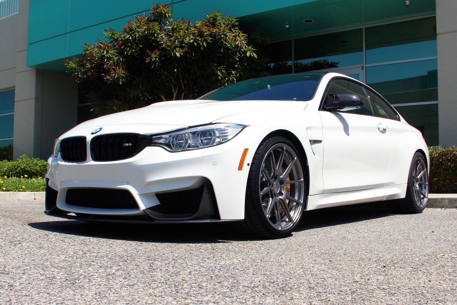 2015 BMW M4   BMW M4 2015 Car Of Your Dreams on Forgeline GA1R Wheels
