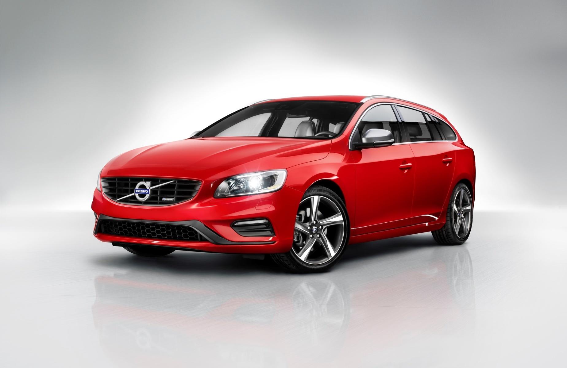 2014 Volvo 240 | The V60 R-Design