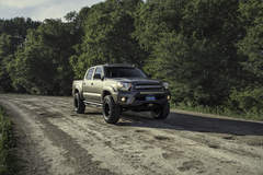 Complete Customs Toyota Tacoma Build