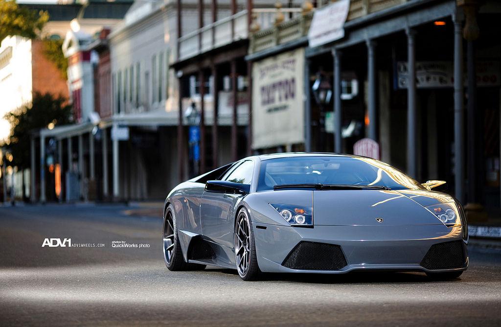 Lamborghini Gallardo | LP640  ADV50 Track Spec  Awesome