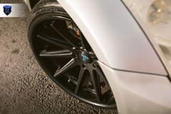 Custom 350Z - Turned Wheel