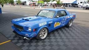 Falken Autocross Mustang