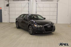2013 Audi A6 with XPEL ULTIMATE