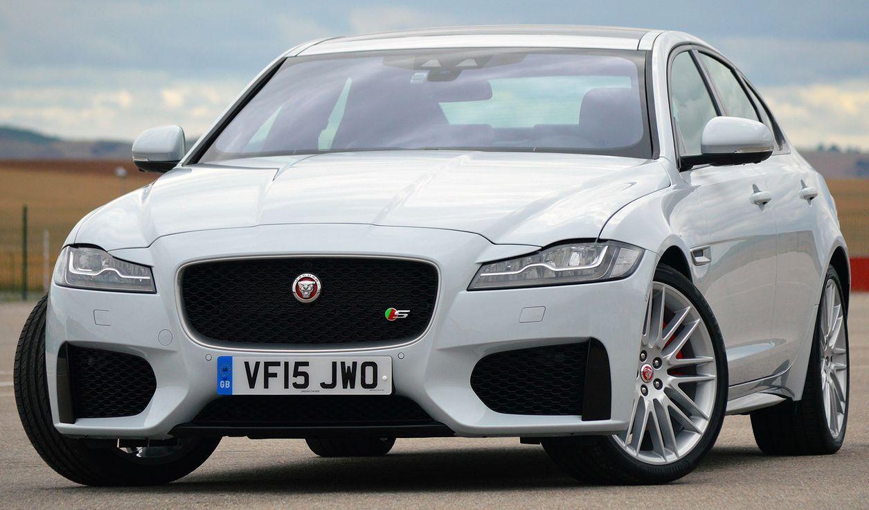 2016 Jaguar XF | 2016 Jaguar XF