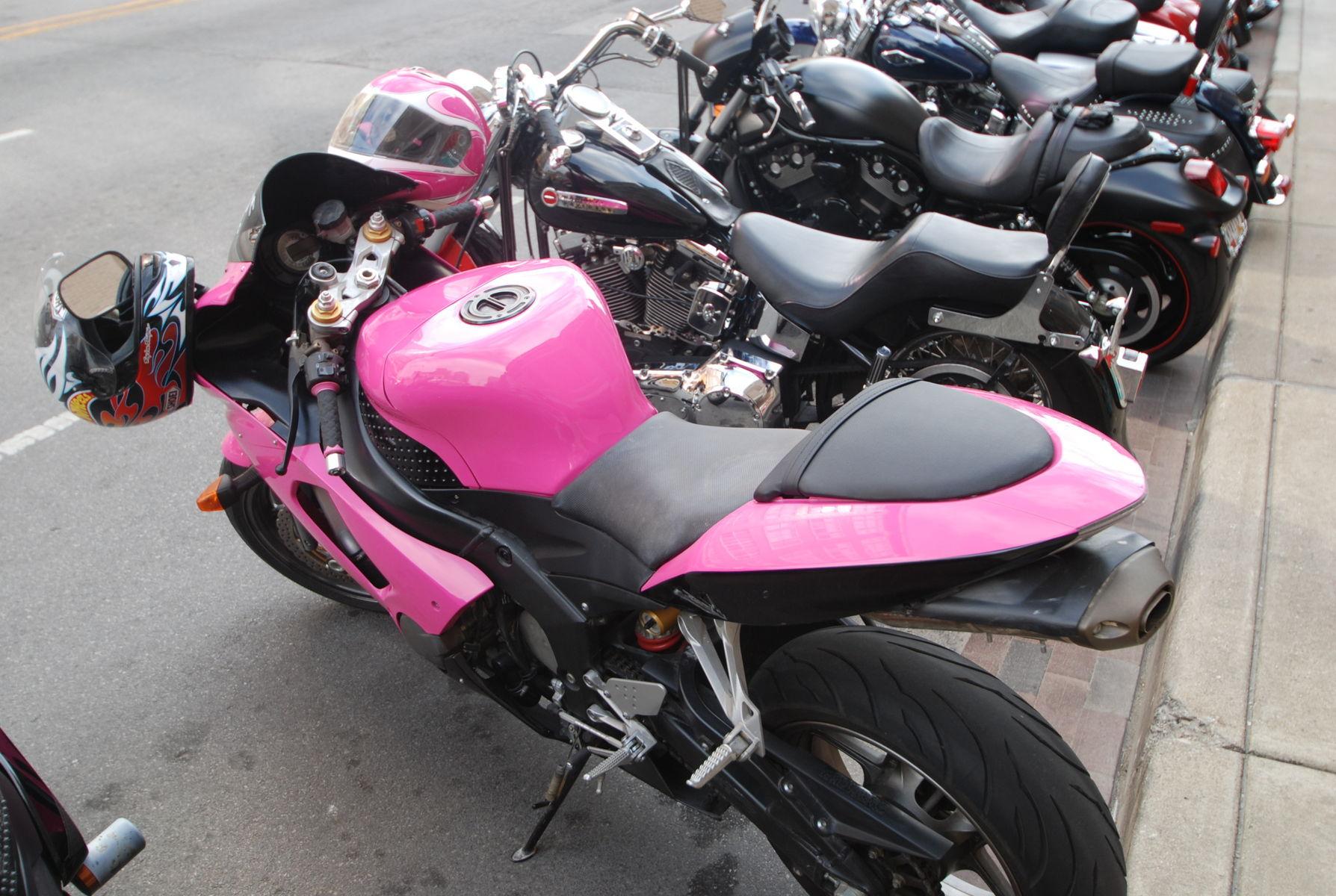   pink