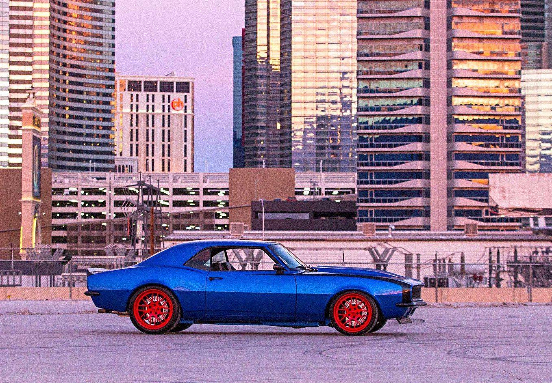 1968 Chevrolet Camaro | Quintin Brothers Performance-Built '68 Chevrolet Camaro on Forgeline DE3C Wheels
