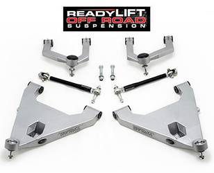FORD RAPTOR 2010-2014 - MID TRAVEL OFF ROAD UPGRADE KIT