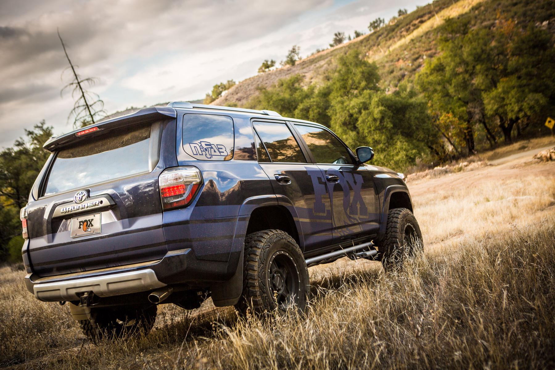 2014 Toyota 4Runner | N-FAB 2014 Toyota 4-Runner Build