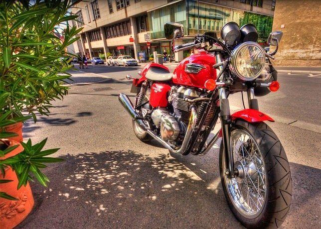 Triumph  | Sexy+Red+Triumph