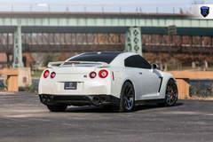 White GTR (Godzilla) - Exhaust