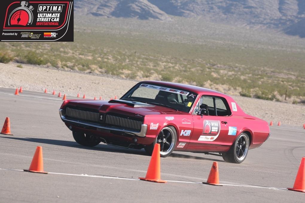 Ford  | Herb Stuart's Cougar