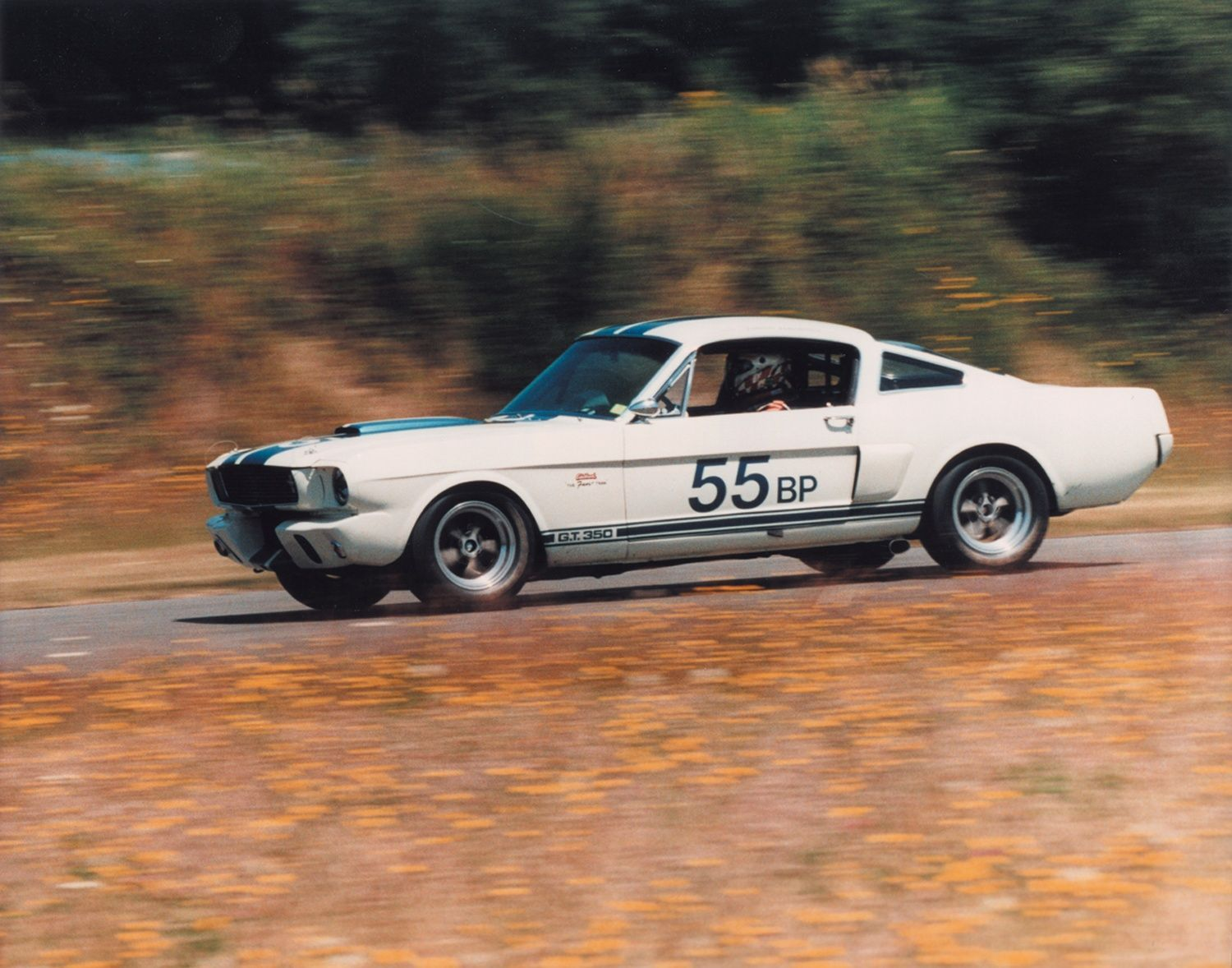 25 Ford Mustang   '65 Mustang Fastback #55