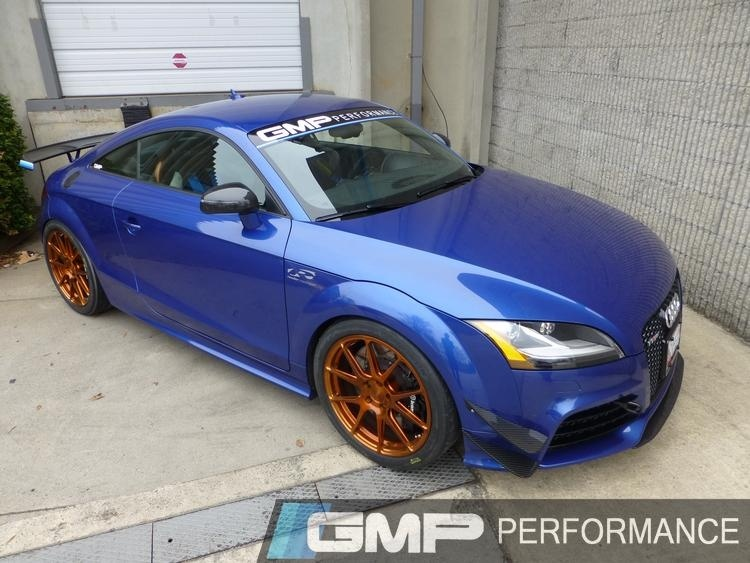 2012 Audi TT RS | Audi TT-RS Track Car on Forgeline One Piece Forged Monoblock GA1R Wheels