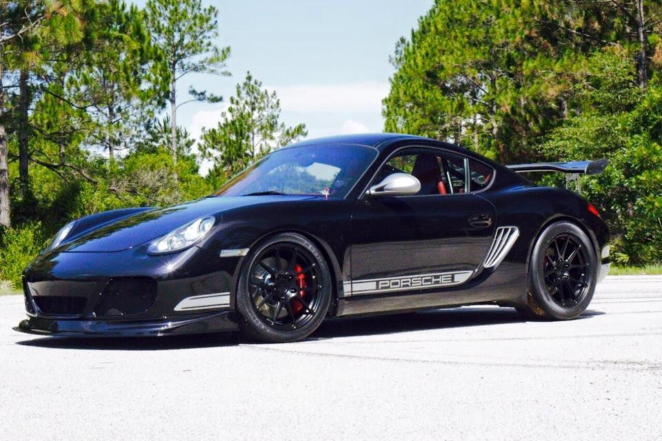 2015 Porsche Cayman |  987 Porsche Cayman by BGB Motorsports on Forgeline GA1R Wheels