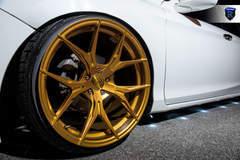 Honda Accord - Driver Side Wheel
