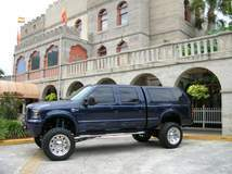 2007 Ford Super Duty Z Series - Equipped with ARE