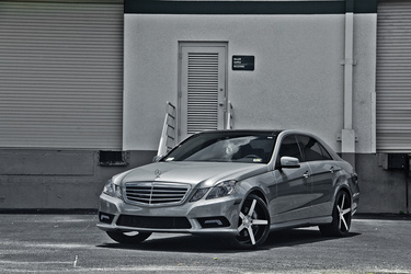 2012 Mercedes-Benz E-Class | '12 Mercedes E550 on XO Miami's