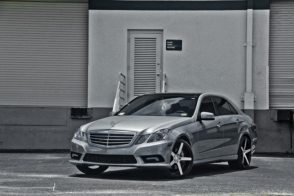 2012 Mercedes-Benz E-Class | '12 Mercedes E550 on XO Miami's