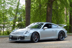 GT3 on Forgeline GA1R Wheels